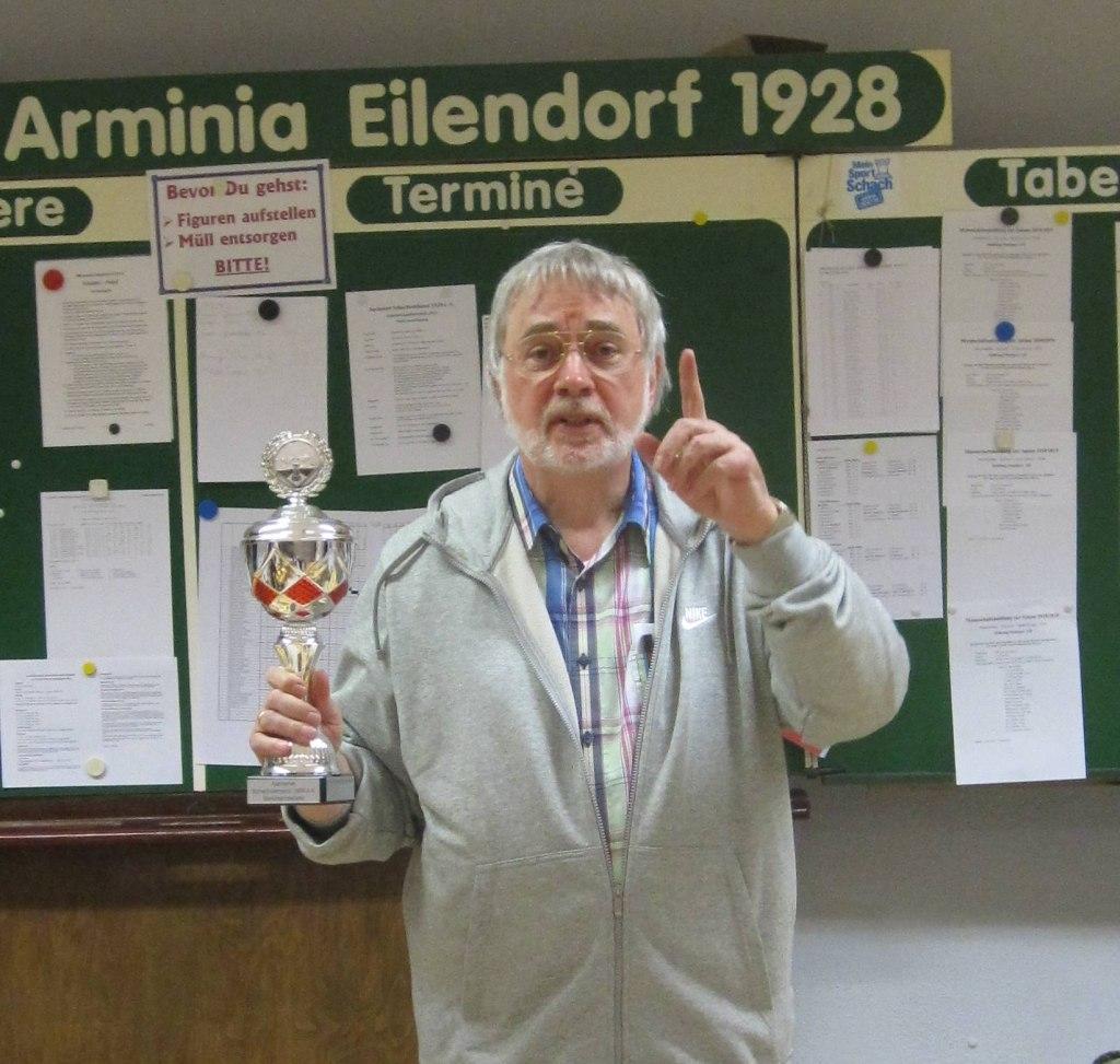 Seniorenmeister 2018 - Michael Zimmermann