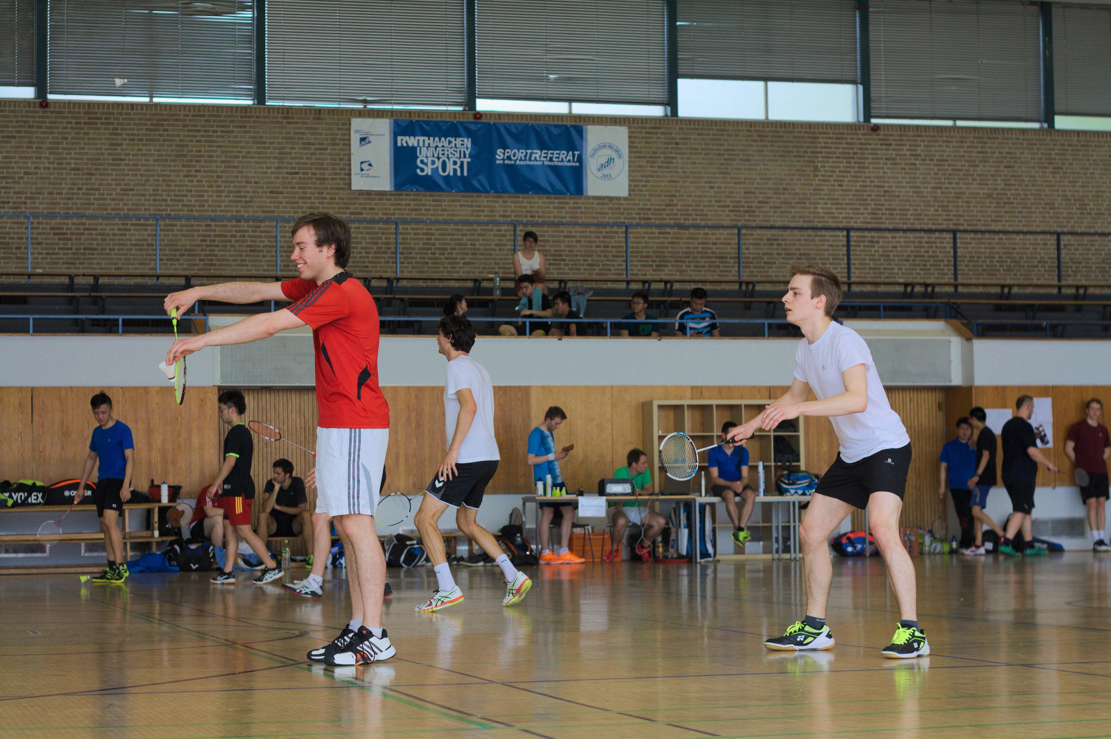 Badminton Rwth